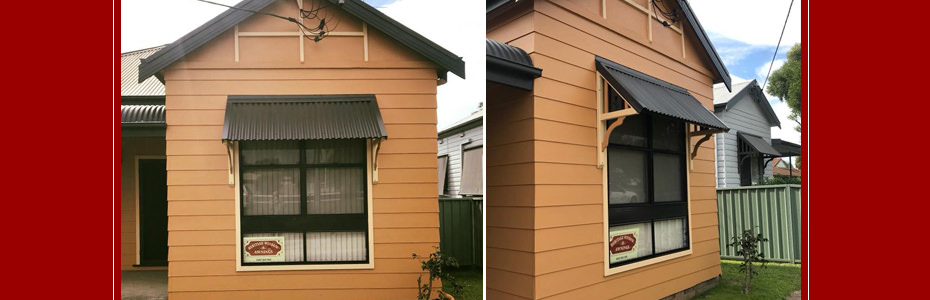 Quality Window Awnings Hunter Valley
